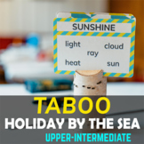 High Quality! Taboo cards - Holiday by the SEA - FULL VERSION