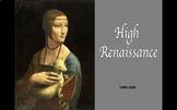High Renaissance Art History