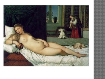 High Renaissance and Mannerism PowerPoint (APAH)