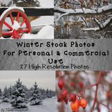 High Resolution Winter Stock Photos for Personal & Commerc