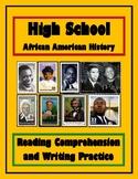High School African American History Reading - The Scottsboro Boys Cases