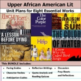 High School African American Literature Unit Curriculum