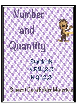 High School Algebra - Number and Quantity Standards Studen