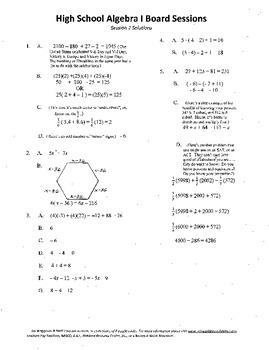 High School Algebra,Mathematics,graphing,activities,Combo + Package 12
