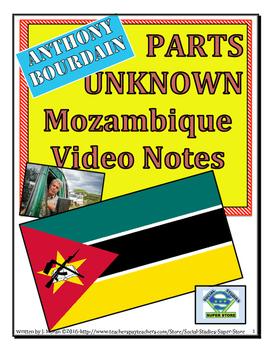 High School: Anthony Bourdain:Parts Unknown - Mozambique V