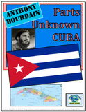 High School-Anthony Bourdain in Cuba Video Guide and FREE resources