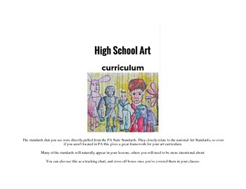High School Art Curriculum