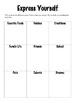 High School Art Worksheets. 12 reproducible handouts for your art class.