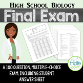 High School Biology Final Exam