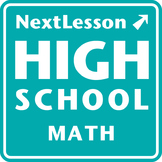 High School Math Performance Tasks Bundle