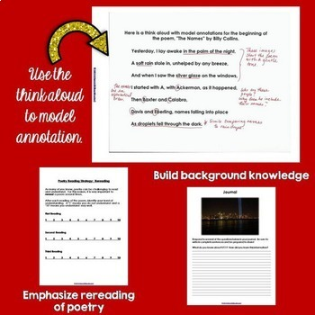 High School Bundle:  Paired Passages & Writing Tasks 12 texts (6 Lessons)