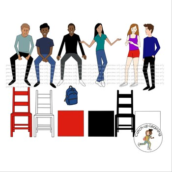 High School CLIP ART by Catch Up Learning   Teachers Pay ...