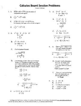 High School Calculus,Trigonometry,Differentiation,activities,Combo + Package 20