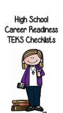 High School Career Readiness TEKS Checklists