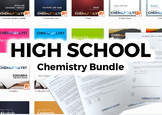 Premium High School Chemistry Bundle