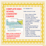 Complete High School Chemistry Course