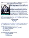 High School Chemistry Element Super Hero (or Villain!) Project