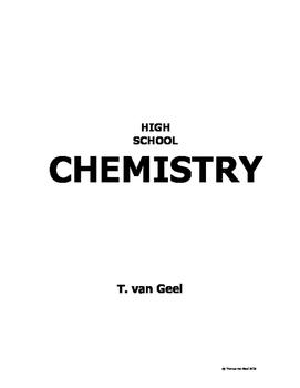 High School Chemistry Textbook