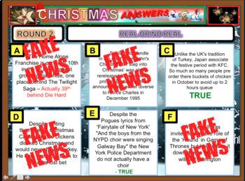 High School Christmas Quiz 2019 #DecemberDeals