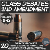 Middle/High School Debates Package: The Second Amendment