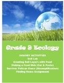 High School Ecology Activities