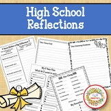High School End of the Year Reflections Writing Project