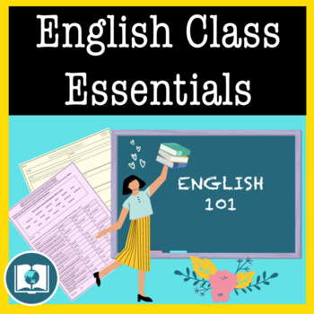 High School English Class Essentials Toolkit: Resources for Every English Class