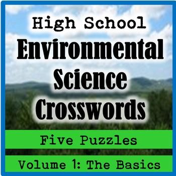 AP / General High School Environmental Science Crosswords Volume 1: Introduction