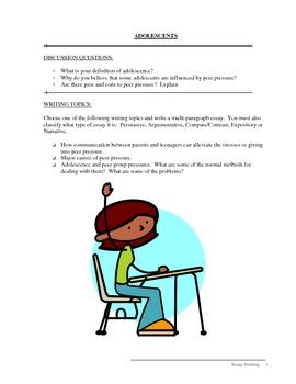 High School Essay Writing
