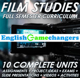 Film Studies: Full Semester HS Course Curriculum & Presentation Materials