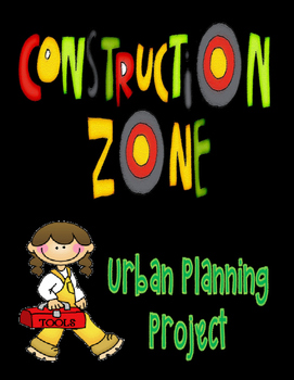 Junior High School Geography Urban Planning Project