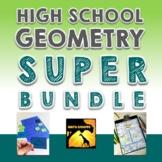 High School Geometry Super Bundle