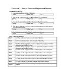 High School Geometry Unit Syllabi (Learning Target Tracking)
