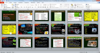 Upper Intermediate EFL ESL English Lesson Bundle: PPT; Exam; W/S; HTML Exercises