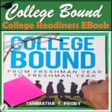 High School Guide to College Acceptance EBook:  Collegebound