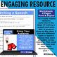 PUBLIC SPEAKING, DEBATE, and SPEECH BUNDLE!! - 5 LESSONS!!! - High School