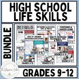 High School LIFE SKILLS BUNDLE ~ includes TPT & Boom Decks