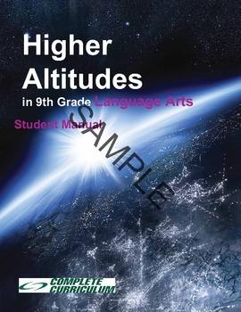 High School Language Arts Package