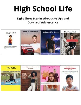 High School Life: Eight Short Stories About the Ups and Downs of Adolescence