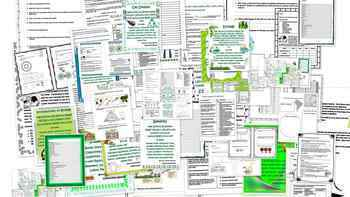 High School Life Science Biology- FULL YEAR Bundle!!!