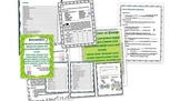 High School Life Science Biology-Intro and Biochem BUNDLE!!!