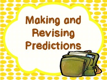 High School Making and Revision Predictions