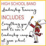 High School Marching Band Leadership Training Program