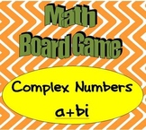 High School Math Board Game - Complex Numbers