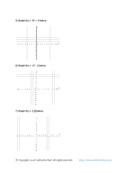 High School Math: Functions F.IF.C.7.b
