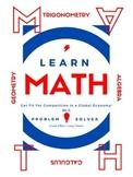 High School Math Poster
