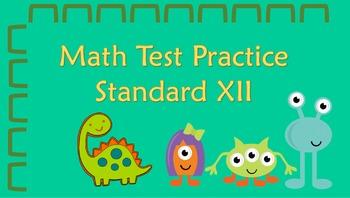High School Math Test Practice