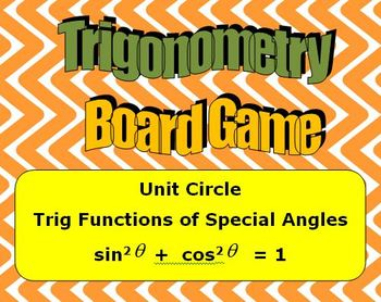 High School Math -Trigonome... by Hilda Ratliff | Teachers Pay ...