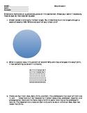 High School Math puzzles, Substitute teacher work
