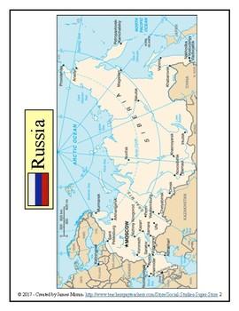 High School Nation Fact Sheet - RUSSIA